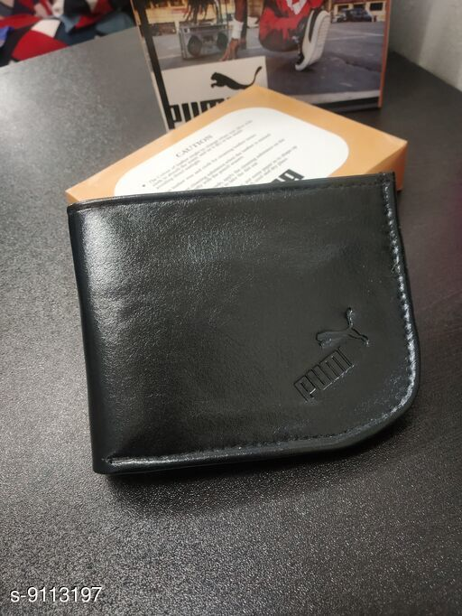 Wallets Stylish Men's Wallets   *Material* Leather  *Sizes* Free Size  *Sizes Available* Free Size *    Catalog Name: StylesLatest Men Wallets CatalogID_1579597 C65-SC1221 Code: 222-9113197-