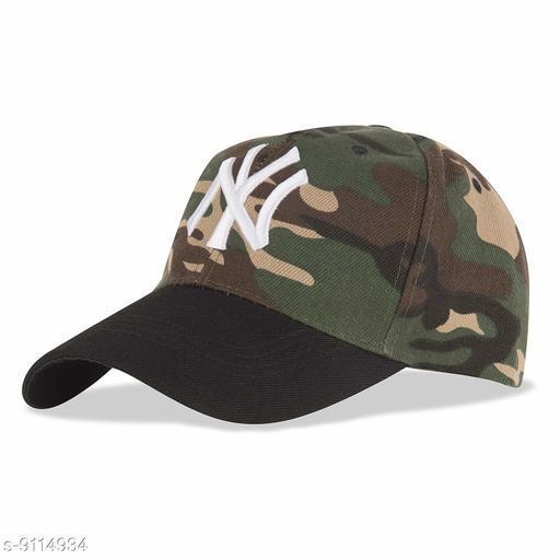 Caps & Hats DRUNKEN Ny Caps For Men And Women, Military Cap, Army Cap, Sports Cap, Multicolour, Baseball Cap, Hip Hop, Snapback Cap, Woolen Caps, Cricket Caps, Hats, Cotton Caps  *Material* Cotton  *Pattern* Solid  *Multipack* 1  *Sizes* Free Size  *Sizes Available* Free Size *    Catalog Name: Styles Trendy Men Caps & Hats CatalogID_1579993 C65-SC1229 Code: 822-9114934-087