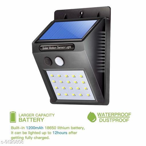 20 LED Solar Light Motion Sensored Solar LED  Light Wireless Motion Sensor   (1 PCS)