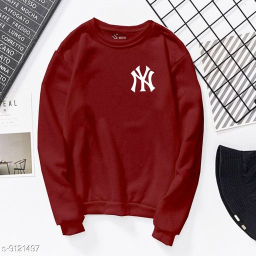 New York Printed Casual T-Shirt  Full Sleeves Printed T-shirt for Women's and Girls