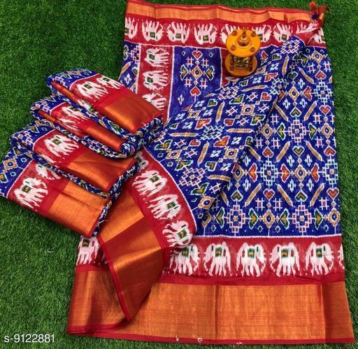 Most Hit Designe In Pochamapally Pattu