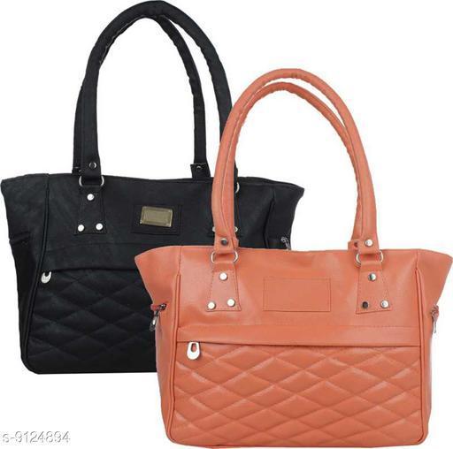 JORDAN COOL WOMEN SHOULDER BAG COMBO PEACH AND BLACK
