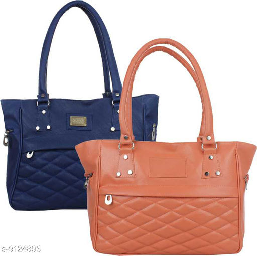 JORDAN COOL WOMEN SHOULDER BAG COMBO PEACH AND BLUE
