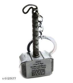 Thor Hammer Key Chain