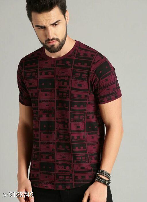 Stylish Cotton Tshirts For Men