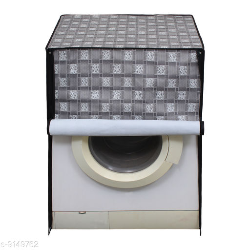 Fully Automatic Front Load Washing Machine Cover Waterproof & Dustproof Cover For 6kg 6.2kg 6.5kg