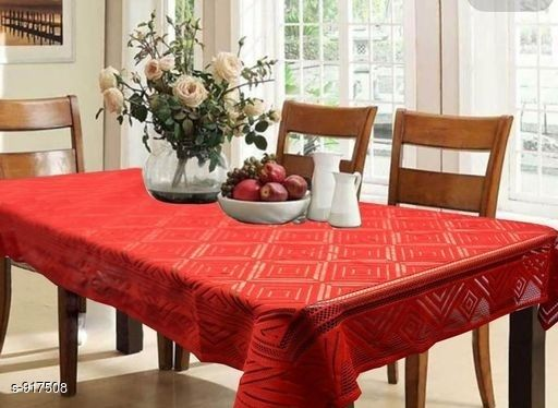 Stylish Polyster Printed Table Cover