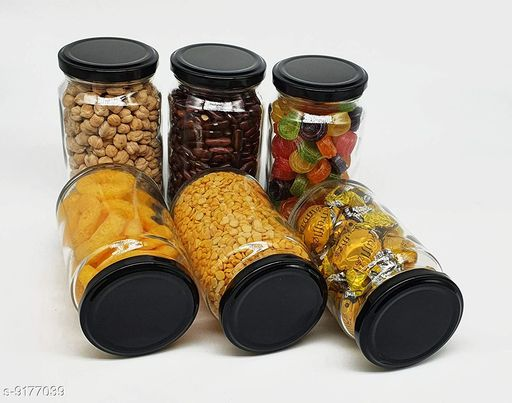 Jars & Containers Jars & Containers  *Material* Glass  *Sizes Available* Free Size *    Catalog Name: Modern Jars & Container CatalogID_1594245 C130-SC1428 Code: 757-9177039-