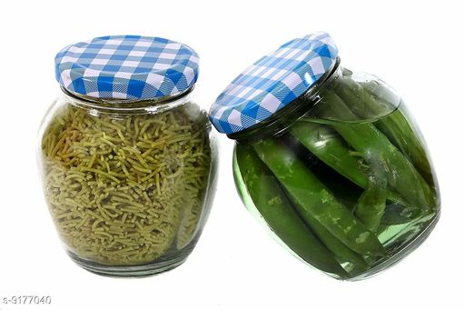 Jars & Containers Jars & Containers  *Material* Glass  *Sizes Available* Free Size *    Catalog Name: Modern Jars & Container CatalogID_1594245 C130-SC1428 Code: 706-9177040-