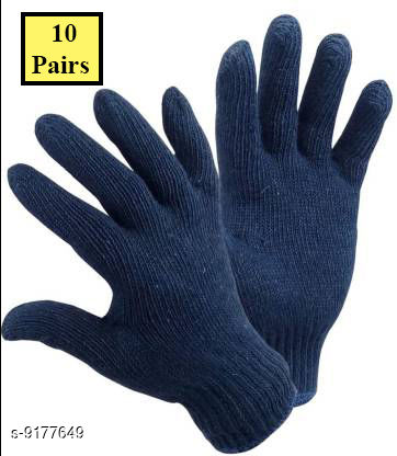 Gloves & Mittens Safety Hand Gloves  Safety Hand Gloves   *Sizes Available* Free Size *    Catalog Name: Angira CatalogID_1594398 C72-SC1577 Code: 512-9177649-052