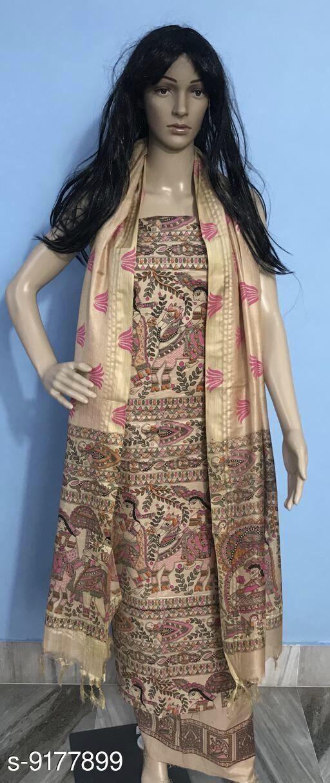 Beautiful Cotton Silk Suits
