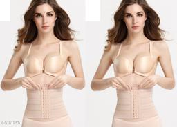 Women's Tummy Slim Shapewear Pack of-2