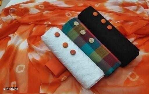 Siddharth Enterprise cotton chikankari suits