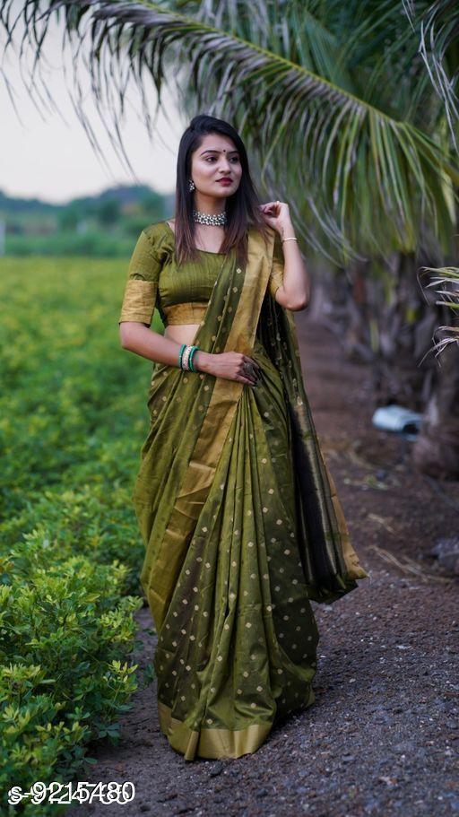 Vastra Cotton Silk Saree