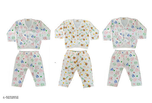 KIDS FRONT OPEN THERMAL SET