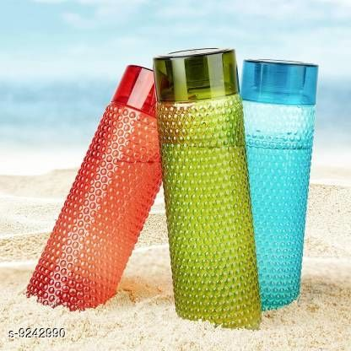 Bottles & Lunchboxes Elegant Water Bottle Bubble Water Bottle 3  *Sizes Available* Free Size *    Catalog Name: Elegant Water Bottles Vol 1 CatalogID_1609797 C63-SC1196 Code: 034-9242990-