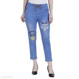 ahloxia women printed jogger pants