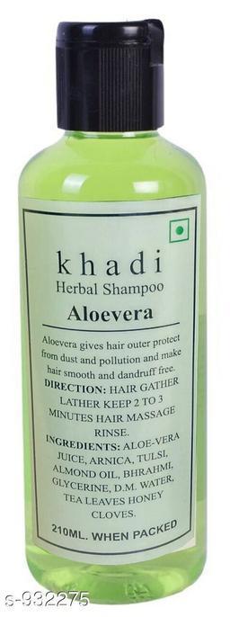 Khadi Aloevera shampoo 210ml