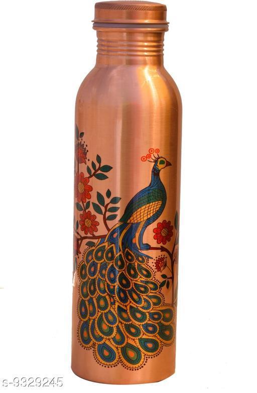 Potman  100% pure premium quality copper water bottles