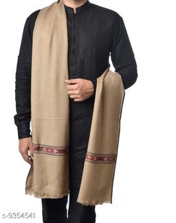 Kullu Design lambs wool Shawl