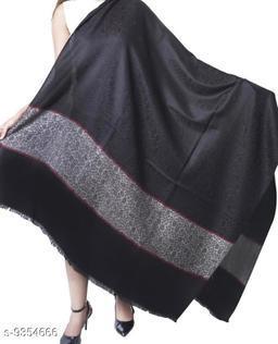 Supreme Palla ,self embellshed, fine wool, warm Shawl