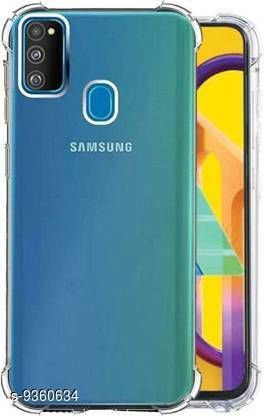Screen Guards New Advanced Mobile Screen Guard Kelpuj Back Cover for Samsung Galaxy M30S (Transparent, Dual Protection)  *Sizes Available* Free Size *    Catalog Name: New Advanced Mobile Screen Guards CatalogID_1639208 C99-SC1385 Code: 102-9360634-