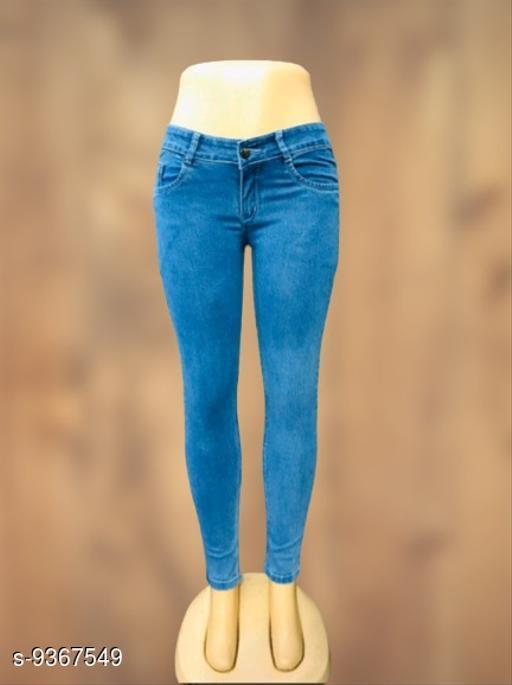 Trendy Womens jeans