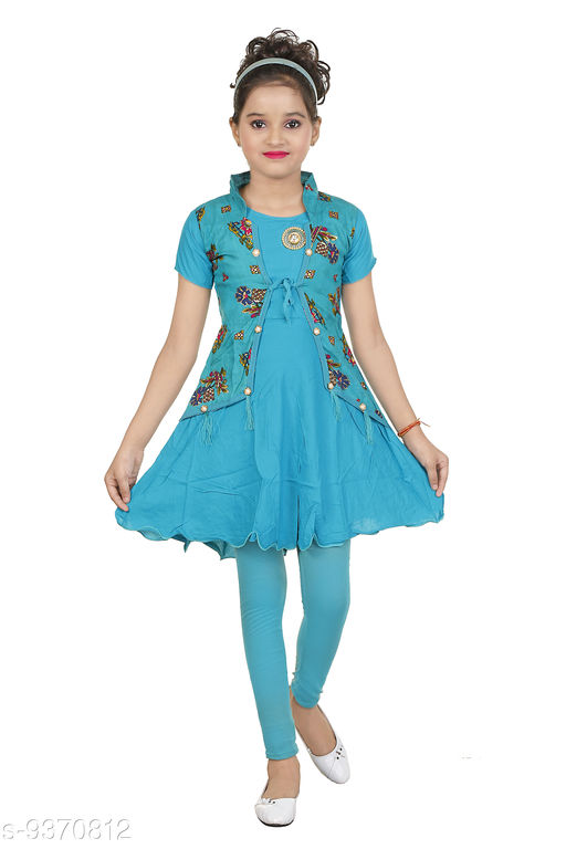 Kurta Sets Girls kurti legging set Girls kurti legging set  *Sizes Available* 4-5 Years, 5-6 Years, 6-7 Years *   Catalog Rating: ★3.5 (121)  Catalog Name: Check out this trending catalog CatalogID_1641758 C61-SC1140 Code: 582-9370812-