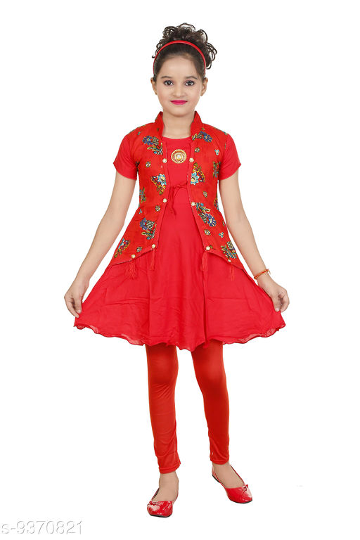 Kurta Sets Girls kurti legging set Girls kurti legging set  *Sizes Available* 4-5 Years, 5-6 Years, 6-7 Years *   Catalog Rating: ★3.5 (121)  Catalog Name: Check out this trending catalog CatalogID_1641758 C61-SC1140 Code: 582-9370821-