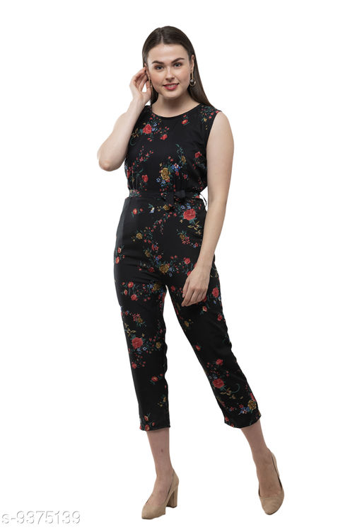 New Printed Women's Jumpsuit