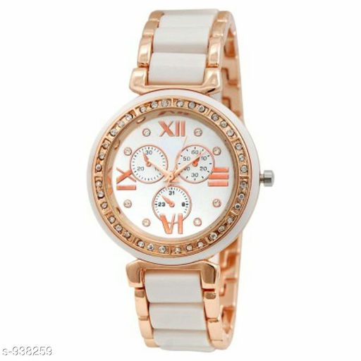 Stylish Stainless Steel Watch