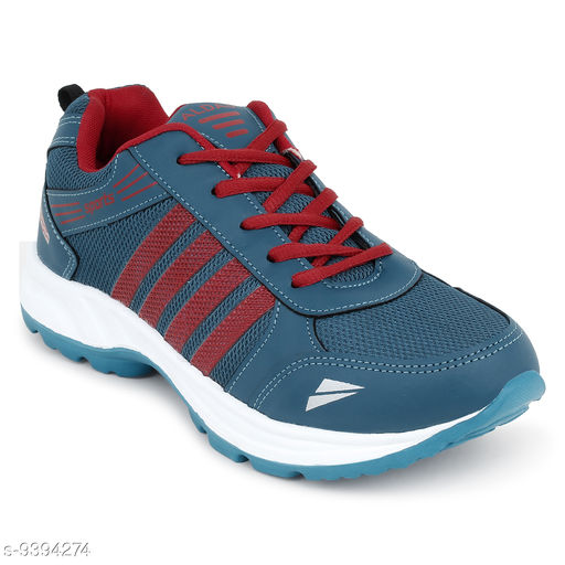 Sports Shoes Chazer Gold Running shoes for boys   sports shoes for men   Latest Stylish Casual sneakers for men   Lace up lightweight navy shoes for running, walking, gym, trekking, hiking & party Running Shoes For Men  *Material* Mesh  *Sole Material* PU  *Multipack* 1  *Sizes*   *IND-10 (Foot Width Size* 9.9 cm)  *Sizes Available* IND-10 *    Catalog Name: Modern Graceful Men Sports Shoes CatalogID_1647418 C67-SC1237 Code: 637-9394274-