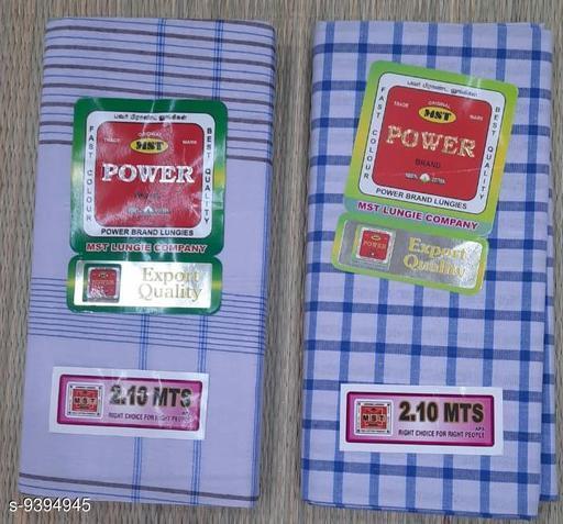 Dhotis, Mundus & Lungis DHOTHYS  *Fabric* Cotton  *Multipack* 1  *Sizes*  Free Size  *Sizes Available* Free Size *    Catalog Name: Comfy Men Dhotis, Mundus & Lungis CatalogID_1647632 C66-SC1204 Code: 644-9394945-