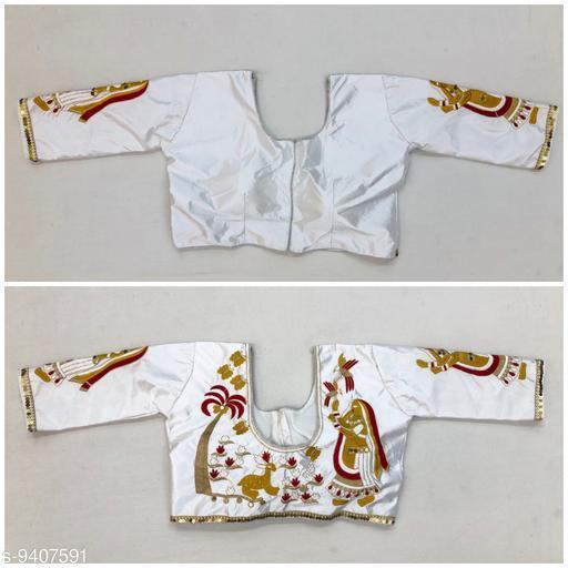 chitrarekha trendy attractive blouse