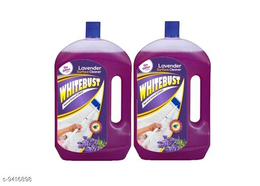 Floor cleaners Floor Cleaner   *Product Name* WhiteBust Floor Cleaner  *Brand* WhiteBust  *Pack* 2  *Capacity* 975ml  *Sizes Available* Free Size *    Catalog Name: Floor Cleaner  CatalogID_1653165 C89-SC1746 Code: 934-9416898-