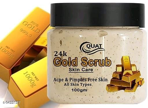 Face Scrubs & Exfoliators