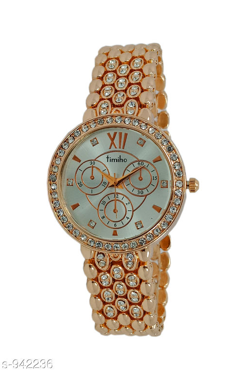 Adorable Women's Alloy Analog Watch