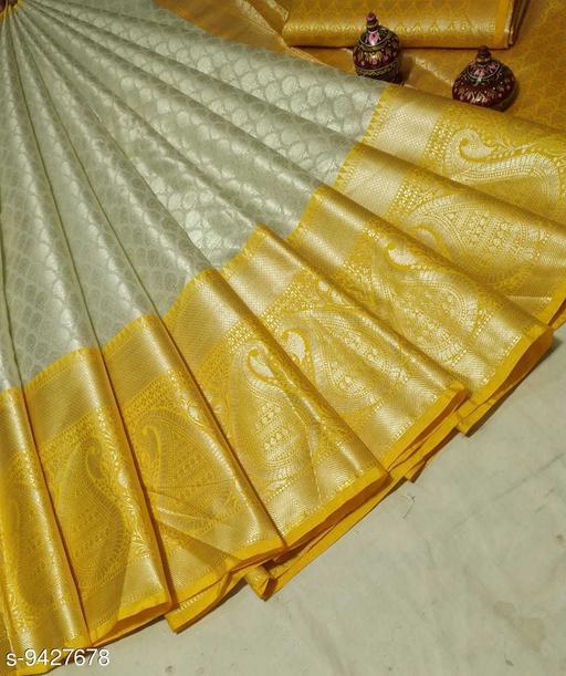 Trendy Muslin Silk Saree