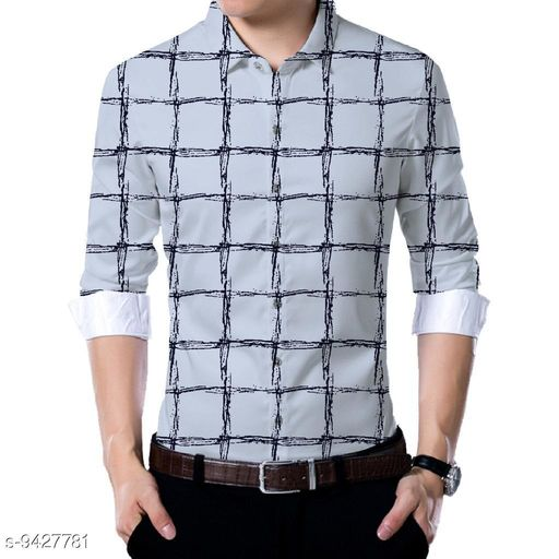 Shirts  Men shirt Fabric(Untiched)  *Fabric* Rayon  *Pattern* Printed  *Multipack* 1  *Sizes*   *Sizes Available* 2.5m *    Catalog Name: Urbane Partywear Men Shirt Fabric CatalogID_1655724 C59-SC1174 Code: 186-9427781-