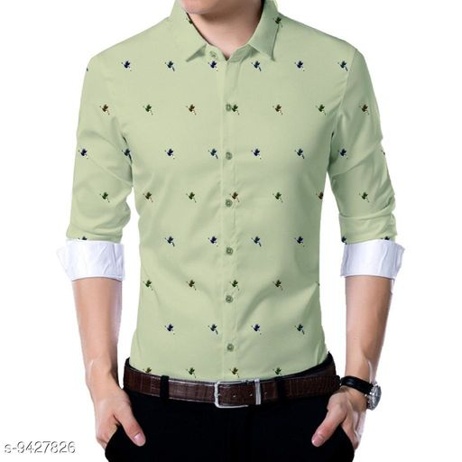 Active Tshirts  Men shirt Fabric(Untiched)  *Fabric* Rayon  *Pattern* Printed  *Multipack* 1  *Sizes*   *Sizes Available* 2.5m *    Catalog Name: Trendy Graceful Men Shirt Fabric CatalogID_1655737 C70-SC1403 Code: 186-9427826-