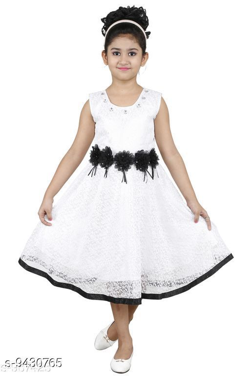Frocks & Dresses Ethnic Girl's Dress Fabric: Net Multipack: Single Sizes: 4-5 Years 5-6 Years 1-2 Years 3-4 Years 8-9 Years 6-7 Years 7-8 Years 2-3 Years Country of Origin: India Sizes Available: 2-3 Years, 3-4 Years, 4-5 Years, 5-6 Years, 6-7 Years, 7-8 Years, 8-9 Years, 9-10 Years, 1-2 Years *Proof of Safe Delivery! Click to know on Safety Standards of Delivery Partners- https://ltl.sh/y_nZrAV3  Catalog Rating: ★4 (522)  Catalog Name: Free Gift Cute Classy Girls Frocks & Dresses CatalogID_1656335 C62-SC1141 Code: 312-9430765-