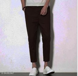 Fashcart Coffee Trouser For Men