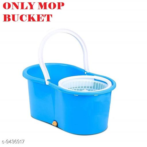 Floor cleaners Plastic jali Mop Bucket With out Refill or rod set  *Pack* Pack of 1  *Sizes Available* Free Size *    Catalog Name: Classy Cleaning Brushes CatalogID_1657606 C89-SC1746 Code: 484-9436917-