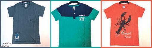 Tshirts & Polos TRENDY BOYS T SHIRT  *Multipack* Single  *Sizes*  2-3 Years  *Sizes Available* 2-3 Years *    Catalog Name: Tinkle Fancy Boys Tshirts CatalogID_1658012 C59-SC1173 Code: 094-9438725-