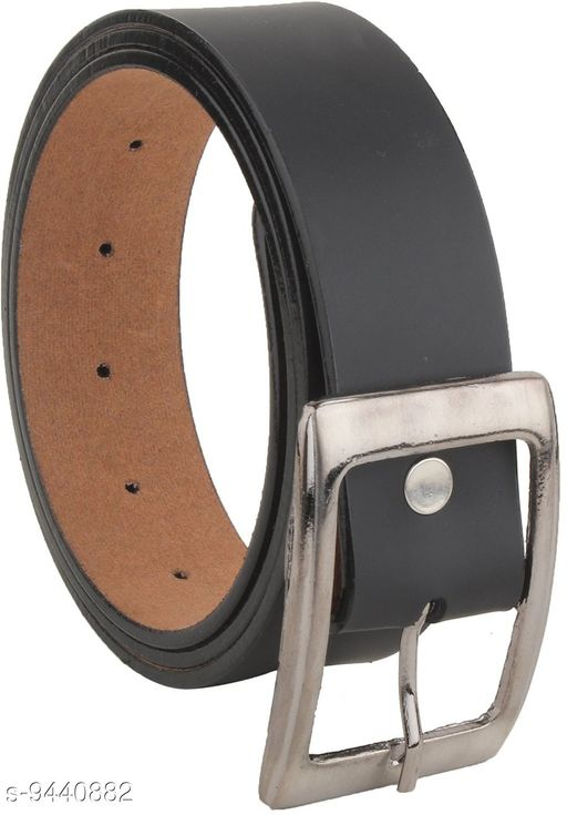 Latest Genuine Leather Belts For Men