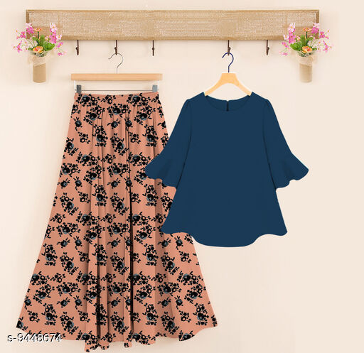 Attractive Top And Bottom Set