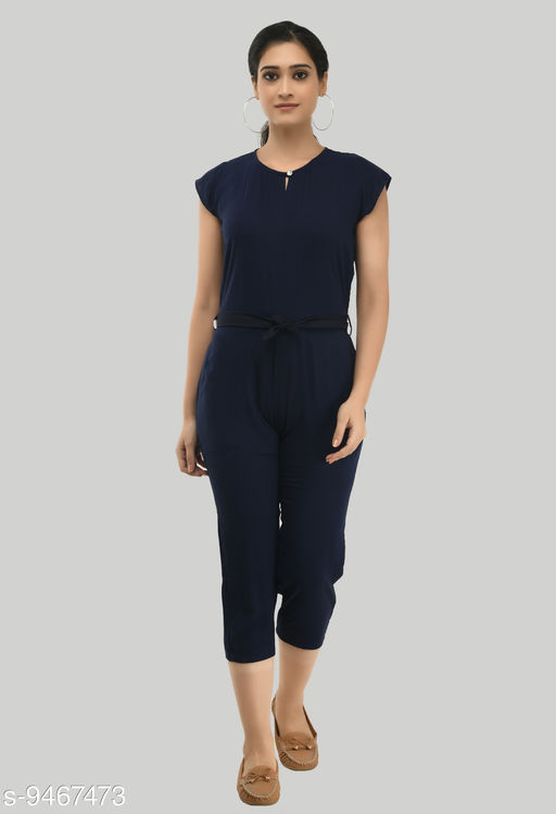 Women Rayon Jumpsuit