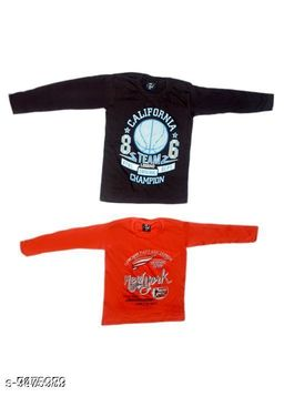Trendy Boys T-shirt Combo