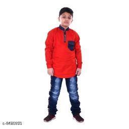 Stylish Boys Kurta Shirts
