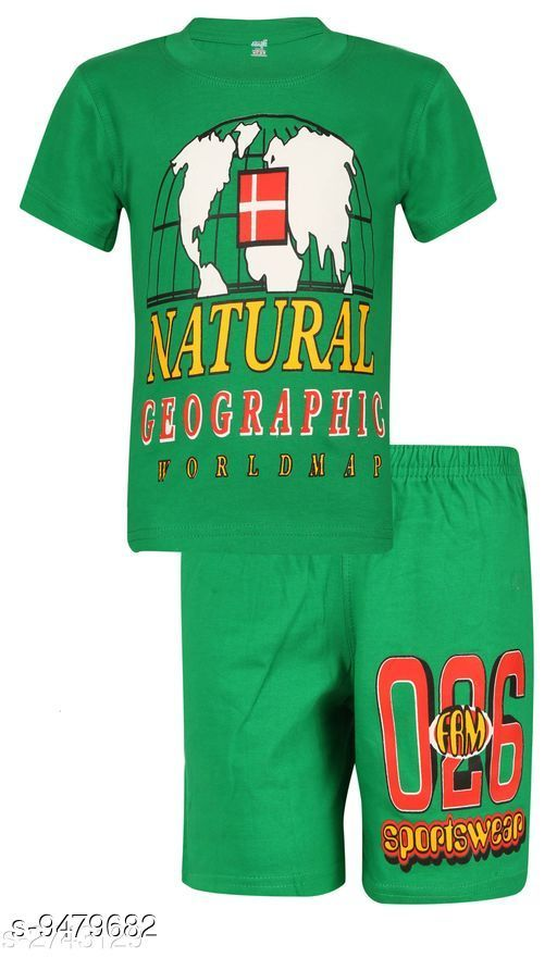 Clothing Sets Elite Cotton Kids Boys Sleepwear (Pack of 1)  *Multipack* Single  *Sizes*  2-3 Years  *Sizes Available* 2-3 Years *    Catalog Name: Tinkle Trendy Boys Top & Bottom Sets CatalogID_1667918 C59-SC1182 Code: 293-9479682-